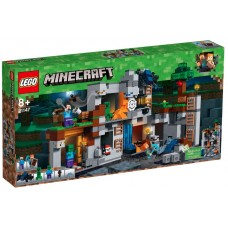LEGO® Minecraft™ The Bedrock Adventures 21147