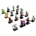 LEGO® Minifigures, Series 14: Monsters - 71010 1 packet