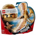 LEGO® NINJAGO® Golden Dragon Master 70644