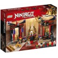 LEGO® NINJAGO® Throne Room Showdown 70651
