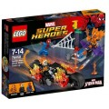 LEGO Spider-Man: Ghost Rider Team-up