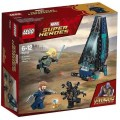 LEGO® Marvel Super Heroes Outrider Dropship Attack 76101