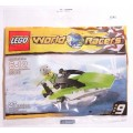 LEGO World Race Powerboat(polybag)
