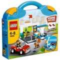 LEGO Vehicle Blue Suitcase