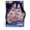 LEGO Star Wars™ ZipBin® Millennium Falcon™ Messenger Bag