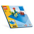 LEGO Blue Building Plate 620