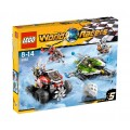 LEGO World Racers Blizzard's Peak