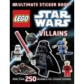 LEGO Star Wars Villains: Ultimate Sticker Book